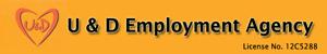 U&D Employment Agency
